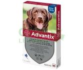 Advantix pro psy spot.on.nad 25kg a.u.v.4x4ml