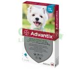 Advantix pro psy spot.on.od 4-10kg a.u.v.1x1ml