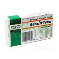 Aescin-Teva 20mg 30 tablet