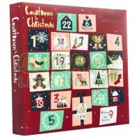 Airpure Adventní kalendář Countdown-24 svíček