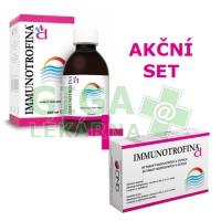 AKČNÍ SET: Immunotrofina D 200ml + 30 tablet