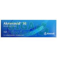 Akneroxid 10 gel 50g
