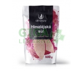 Obrázek Allnature Himalájská sůl růžová jemná 500g