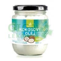 Allnature Kokosový olej panenský BIO 200ml
