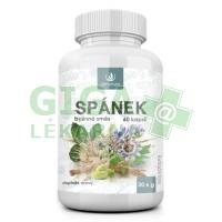 Allnature Spánek bylinný extrakt 60 kapslí
