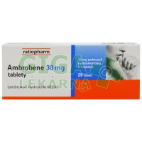 Ambrobene 30mg 20 tablet