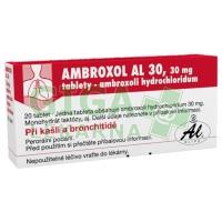 Ambroxol AL 30mg 20 tablet