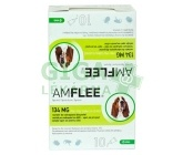 Amflee Spot-on Dog M sol 10x1,34ml (10-20kg)