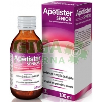APETISTER SENIOR sirup 100ml