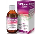 APETISTER SENIOR sirup 100 ml