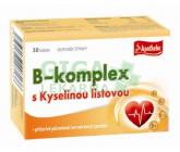Apotheke B-komplex+ kyselina listová tbl.30