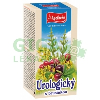 Apotheke Urologický čaj s brusinkou 20x1.5g