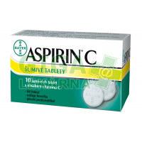 Aspirin C 10 šumivých tablet