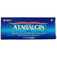 Ataralgin 20 tablet