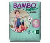 BAMBO Nature Pants XL navl.plen.k.trénink 18ks