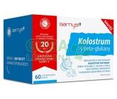 Barnys Kolostrum s betagl.lim.edi.60cps