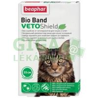 Beaphar Obojek pro kočky Bio Band 35cm