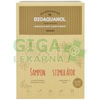 BIOAQUANOL Vánoční balení (Šamp.+BQ U 250 ml)