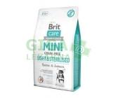 Brit Care Dog Mini Grain Free Light & Sterilised 400g