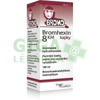 Bromhexin 8 KM kapky 100ml