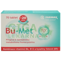Bu-Met 70+20 tablet Farmax