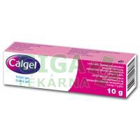 Calgel ústní gel 10g