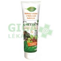 CANNABIS bylinný balzám s kaštanem koňským 300ml