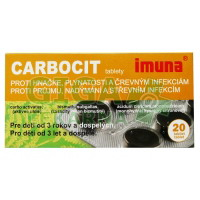 Carbocit Imuna 20 tablet