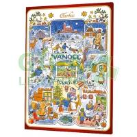 Carla Adventní kalendář Josef Lada mléčná čokoláda 1x75g