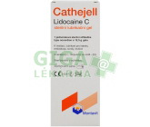 Obrázek Cathejell Lidocaine C inj. 12.5g