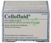 Cellufluid oph. gtt.sol.30x0.4ml/2mg