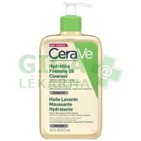 CeraVe Hydratační čistící pěnící olej 473ml