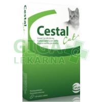 Cestal Cat 80/20 žvýkací tablety pro kočky 8tbl
