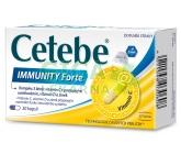 Obrázek Cetebe IMMUNITY Forte cps.30