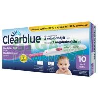 Clearblue ovulační digitální test 10ks