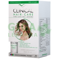 Clinical hair-care tob.90 + dárek