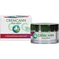 Cremcann Hyaluron přírodní pleťový krém 50ml