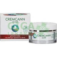 Cremcann Silver při projevech akné a oparech 15ml
