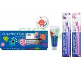 Curaprox Kids limitovaná edice-jahoda 950 ppm F