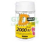Obrázek D-Max 2000 IU 90 tablet