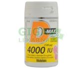 D-Max 4000 IU tbl.90