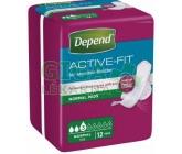 Depend Active-Fit Normal inkont.vložky ženy 12ks
