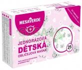 Obrázek Dětská rouška Mesaverde 25ks mix vzorů