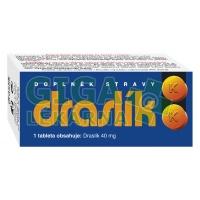 Draslík 60 tablet Naturvita