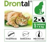 Obrázek Drontal 2 tablety pro kočky