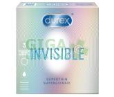 Durex Invisible 3 ks