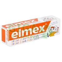 Elmex Zubní pasta dětská 50ml