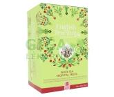 English Tea Shop Bílý čaj s tropickým ovocem MANDALA 20 sáčků