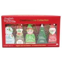 English Tea Shop BIO čaj Vánoční stromek 10 pyramidek