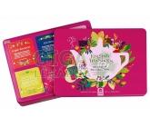 English Tea Shop Bio Červená dárková plechová kazeta 36ks